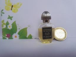Miniature Parfum  Monsieur De Rauch - Vintage Miniatures (until 1960)