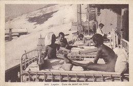 Leysin - Cure De Soleil En Hiver - 1916           (P-142-60729) - VD Vaud
