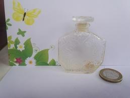 Miniature Parfum Bouchon En Verre  15 Ml ? - Vintage Miniatures (until 1960)