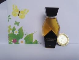 Miniature Parfum Omar Sharif Pour Femme - Miniatures Anciennes (jusque 1960)