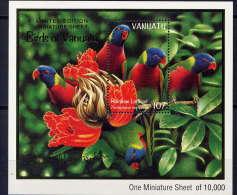 VANUATU  -  BF35** - TRICHOGLOSSUS HAEMATODUS - Vanuatu (1980-...)