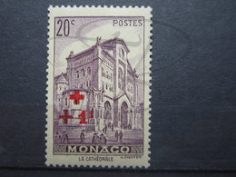 VEND BEAU TIMBRE DE MONACO N° 200 , X !!! - Mónaco