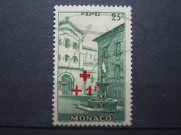 VEND BEAU TIMBRE DE MONACO N° 201 , X !!! - Mónaco