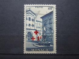 VEND BEAU TIMBRE DE MONACO N° 203 , X !!! - Mónaco