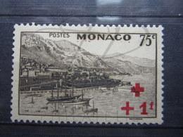 VEND BEAU TIMBRE DE MONACO N° 207 , X !!! - Mónaco