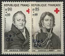 Réunion, N° 362 à N° 363** Y Et T - Reunion Island (1852-1975)