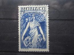 VEND BEAU TIMBRE DE MONACO N° 221 , X !!! - Unused Stamps