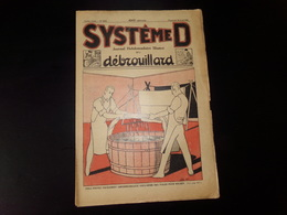 """Système D N° 305, Avril 1930, """" Vous Pouvez Facilement Imperméabiliser Vous-même Des Toiles Pour Bâches """" - Livres, BD, Revues"""