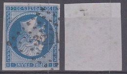 PC 3221 Sur 14 - SAINT-NICOLAS-DU-PORT (Meurthe) - Marcophilie (Timbres Détachés)