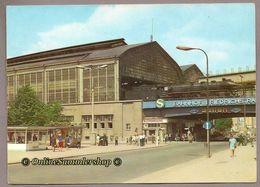 BRD - DDR-Zeit - AK: Berlin / Bahnhof Friedrichstraße - Bahnhöfe Ohne Züge