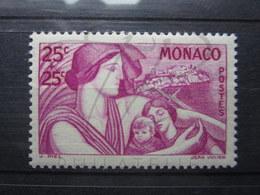 VEND BEAU TIMBRE DE MONACO N° 215 , XX !!! - Unused Stamps