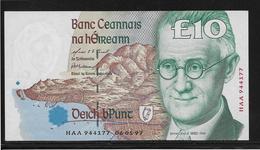 Irlande - 10 Pounds - Pick N°76b - NEUF - Ireland