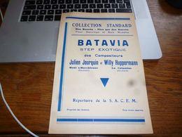 AA4-7 Partition Batavia Julien Jourquin Mont Sur Marchienne Willy Huppermann La Calamine - Unclassified