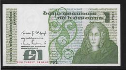 Irlande - 1 Pound - Pick N°70c - NEUF - Ireland