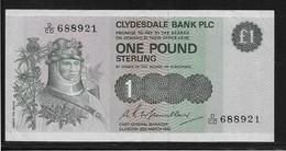 Ecosse - 1 Pound  - Pick N°211a - SPL - Scozia