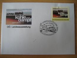 """Österreich Pers.BM O.Ö. Landesausstellung 2006 """"Kohle Und Dampf"""" - Sellos Privados"""