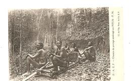 CPA AFRIQUE A.E.F. Chemin De Portage Aménagé En 1925-26 - Autres