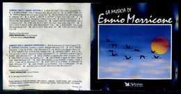 La Musica Di Ennio MOrricone - Selezione Dal Reader's Digest - 6CD - Soundtracks, Film Music
