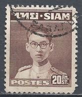 Thailand 1947. Scott #266 (U) King Bhumibol Adulyadej * - Thaïlande