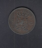 Netherlands 1 C. 1876 - [ 3] 1815-… : Reino De Países Bajos