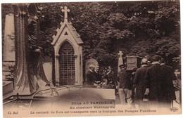 ZOLA AU PANTHEON - Au Cimetière De Montmartre. - Autres