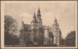 Rosenborg Slot, København, C.1920 - Alex Vincent Postkort - Denmark