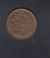 Luxemburg 2 1/2 C. 1901 - Luxemburg