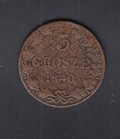 Poland 3 Gr. 1840 - Poland