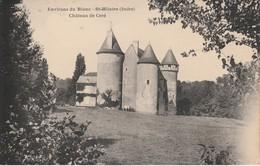 36 - SAINT HILAIRE - Château De Ceré - Sonstige Gemeinden