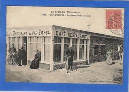22 COTES D'ARMOR - CAP FREHEL Le Restaurant Du Cap (voir Descriptif) - Cap Frehel