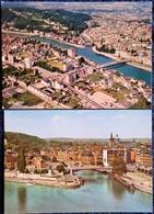 NAMUR - Confluent De La Sambre Et De La Meuse -  Lot De 2 C.P. - Namen