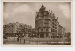 ROYAUME UNI - SCOTLAND - DUNDEE - Mathers Hotel And Whitehall Crescent - Angus