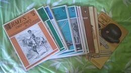 ARMES & UNIFORMES De L'HISTOIRE, Bimestriel N° 6 à 23, De Janvier-février 1972 à Janvier-février 1975 - Armes