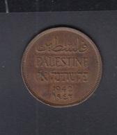 Palestine 2 Mils 1942 - Israel