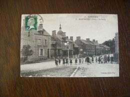 Carte Postale Ancienne De Montsecret: Le Bourg - France