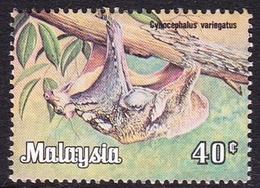 Malaysia SG 191 1979 Wildlife, 40c Flying Lemur, Mint Never Hinged - Malaysia (1964-...)