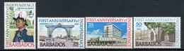 1967 - BARBADOS - Mi. Nr. 266/269 - NH - (CW4755.3) - Barbados (...-1966)