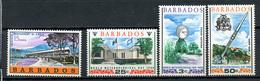 1968 - BARBADOS - Mi. Nr. 270+271/273 - NH - (CW4755.3) - Barbados (...-1966)