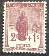 Au Profit Des Orphelins De Guerre - France