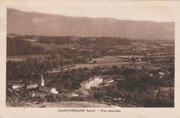 SAINT VERAND Vue Generale 834G - Saint-Vérand