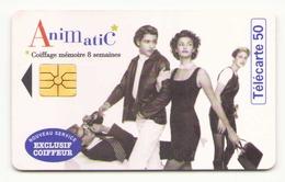 TELECARTE 50 UNITES ANIMATIC 01/96 - Frankreich
