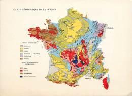 CARTE GEOLOGIQUE DE LA FRANCE - Autres
