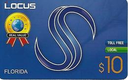 Locus Prepaid Phonecard - Florida (USA) - United States