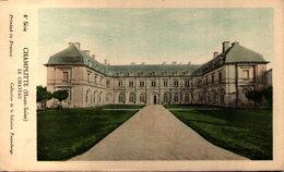 70 - CHAMPLITTE- Le Château - Collection De La Solution Pautauberge - Autres Communes