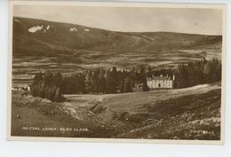 ROYAUME UNI - SCOTLAND - GLEN CLOVA - Rottal Lodge - Angus