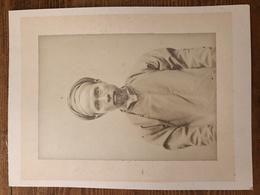 Photo Portrait  Type Asiatique  Ou Autre à Identifier Avant 1900 - Photos