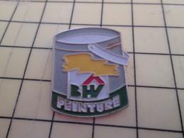 1015b Pin's Pins / Beau Et Rare : Thème MARQUES / POT DE PEINTURE DU BHV - Transportation