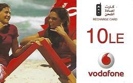 Vodafone Recharge 10LE - Egypt - Egypt