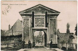 CPA Bergues, Porte De Cassel (pk48145) - Bergues
