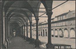 Piazza Vittorio Emanuele II, Fermo, Marche, 1925 - Gaetano Censi Cartolina - Fermo